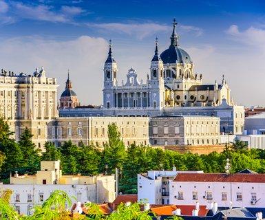 Киев - Мадрид, Испания