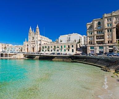 Киев - Мальта, Мальта