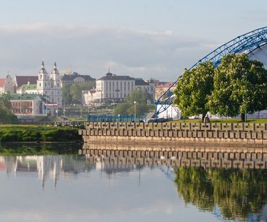 Киев - Минск, Беларусь