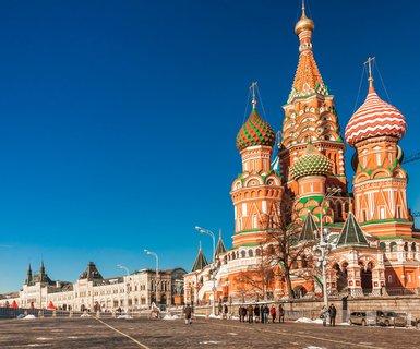 Киев - Москва, Россия