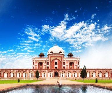 Киев - Нью-Дели, Индия
