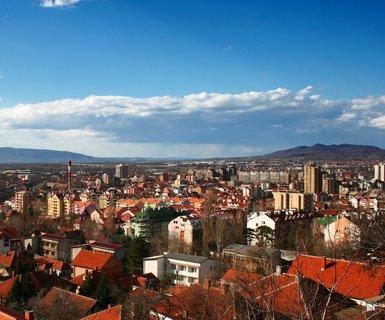 Киев - Ниш, Сербия