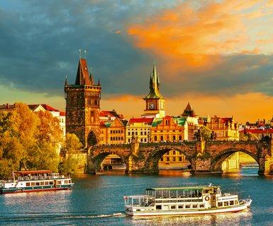 Киев - Прага, Чехия