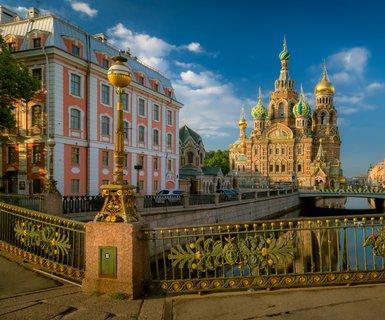 Киев - Санкт-Петербург, Россия