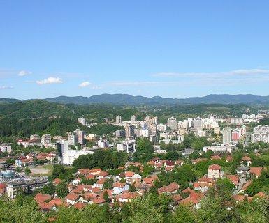Киев - Тузла, Босния и Герцеговина