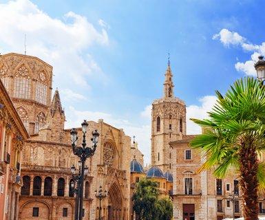 Киев - Валенсия, Испания