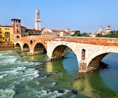 Rīga - Verona, Itālija