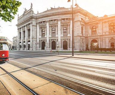 Киев - Вена, Австрия