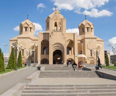 Киев - Ереван, Армения